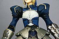 Fate/Stay Night - Saber by Ebcraft